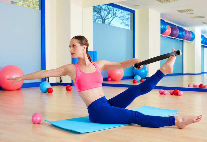 Pilates MAT Implementos